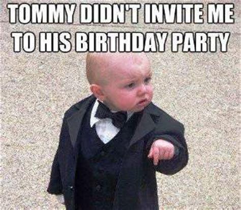 Baby Godfather Meme - funny short person meme memes