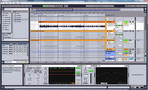 for live ableton live review this digital audio workstation does