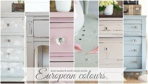 introducing the european collection miss mustard seed s milk paint front porch mercantile
