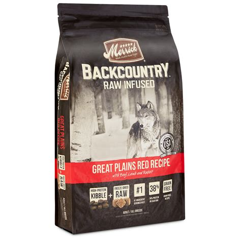 merrick backcountry food upc 022808370116 merrick backcountry grain free infused great plains