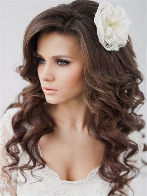 most easy and beautiful hairstyles most beautiful bridal wedding hairstyles for long hair