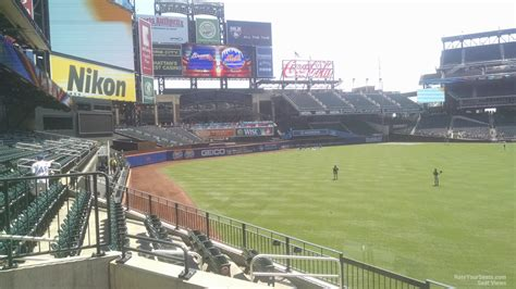 section 129 citi field citi field section 132 rateyourseats com