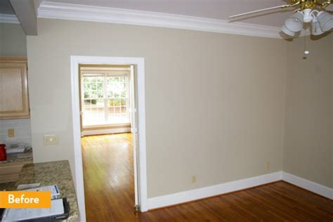 removing interior walls before and after pictures