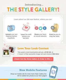 Modcloth Gift Card - enter to win 100 modcloth gift card coupons and freebies mom