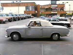 Peugeot 403 Convertible Imcdb Org 1960 Peugeot 403 Cabriolet In Quot Columbo