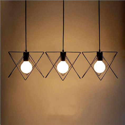 3 pendant ceiling light 3 in 1 metal vintage ceiling light pendant l cage