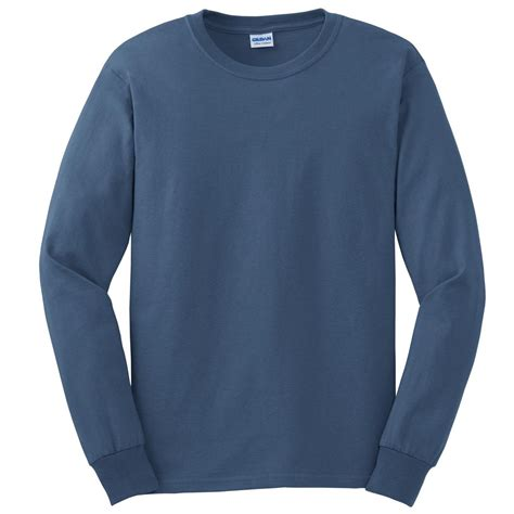 T Shirt Indigo gildan g2400 ultra cotton sleeve t shirt indigo