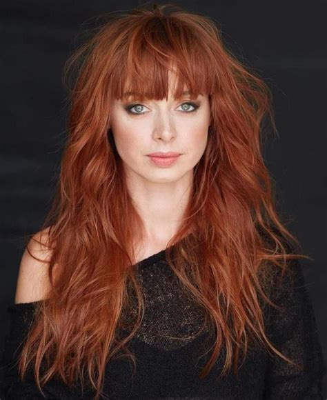 mist popular long hair pictures from love lust or run 20 best ideas of long hairstyles for red hair