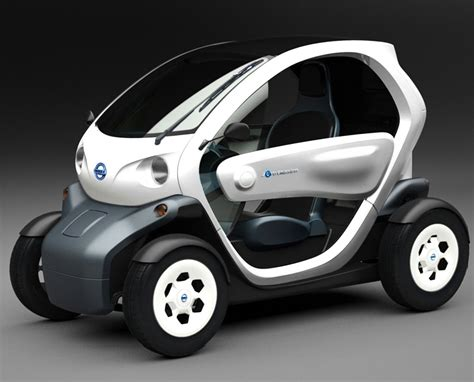 new nissan concept nissan reveals all electric twizy based new mobility concept