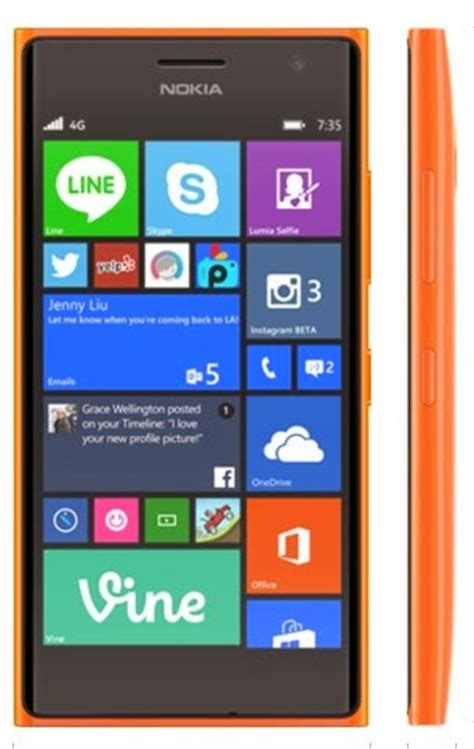 nokia lumia 735: specifications and price in nigeria
