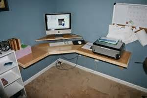 How To Build A Corner Desk From Scratch Corner Desk For The Computer By Mckenziedrums Lumberjocks Woodworking Community