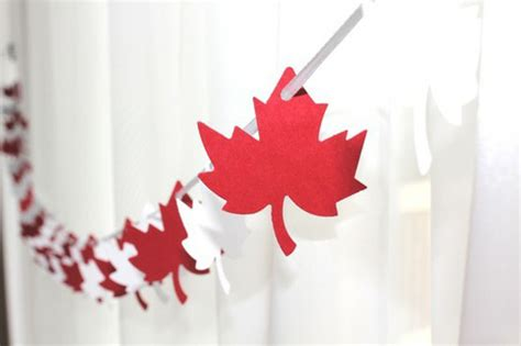 canadian decorations canada day inspirations chronicles of a