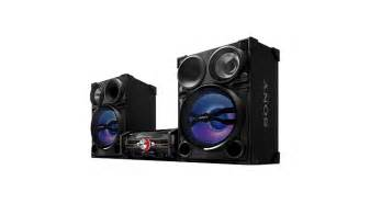 home audio systems home audio system shake 5 launched by sony softpedia