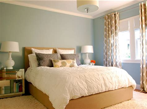 simple bedroom paint colors banish the winter blues blue wall colors for