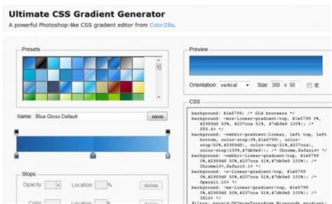 css pattern generator online 20 extremely useful online generators for web designers
