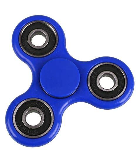 Spinner Led Spiner Lu Fidget Spinner Mainannya Tangan fidget spinner metal iron blue best buy of best price