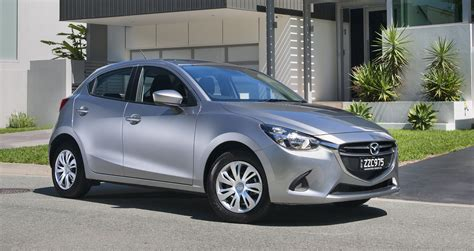 new mazda truck 2017 mazda 2 pricing and specs standard aeb improved