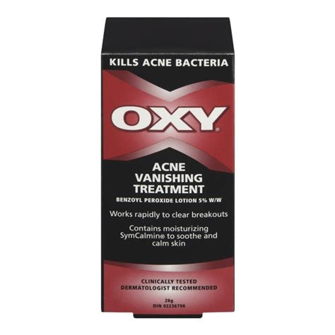 Skincare Oxyglow Spray Oxy buy oxy pore vanishing acne treatment in canada free shipping healthsnap ca