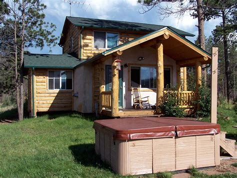 Cabins In Woodland Park Co by Wilderness Cabin In Woodland Park Co