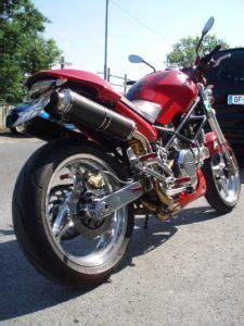 Motorrad Kleineres Ritzel Vorne by Umgebautes Motorrad Ducati Monster 620 Dark Von Minimichl