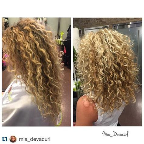 deva curl layers color by me teamwork repost pintura highlights