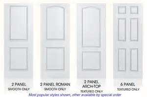 Wainscoting Types - moulded hollow core doors from masonite or jeld wen i elite trimworks