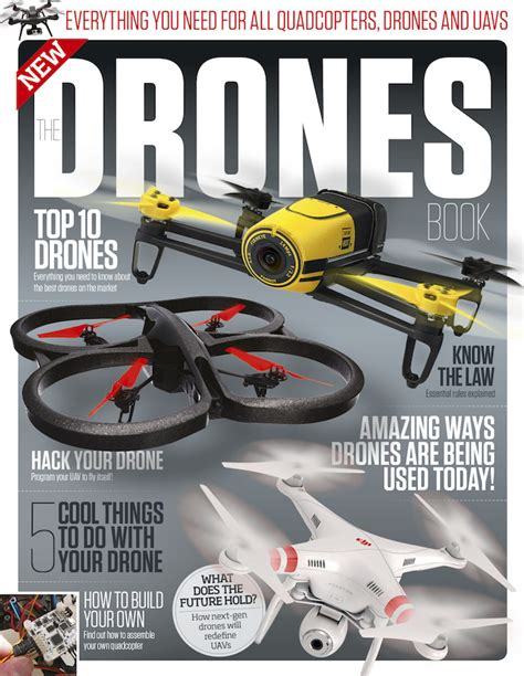 the drones book drone technology explained in this brand