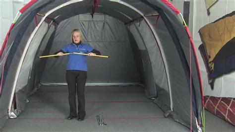 tenda ferrino omega 5 montaggio tende da ceggio tunnel 4 5 6 bertoni