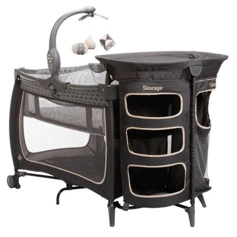 pack n play with changing table and storage graco pack n play safety 1st satellite