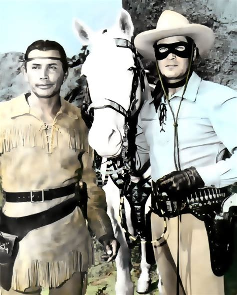 The Ranger the lone ranger and tonto my favorite westerns