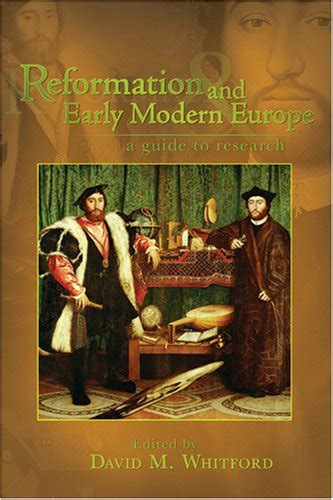 libro reformations the early modern reformation and early modern europe a guide to research avaxhome