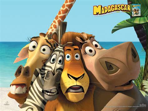 cartoon film a to z kids n fun com wallpaper madagascar