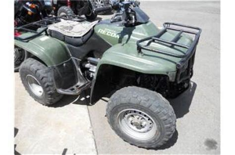 2004 honda recon 250 for sale 2004 honda recon 250 cons for sale used atv classifieds