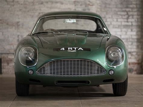 aston martin db4 zagato original aston martin db4 zagato headed to auction video