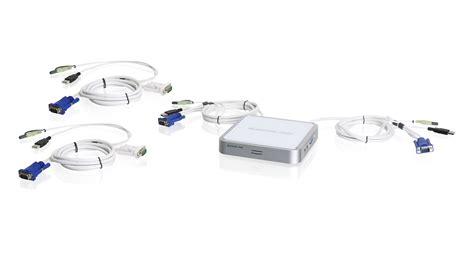 Vga Switch 4port Manual iogear gcs634u 4 port vga usb kvm switch with audio