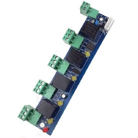 Access Relay ac asp rlf auxiliary alarm access relay board