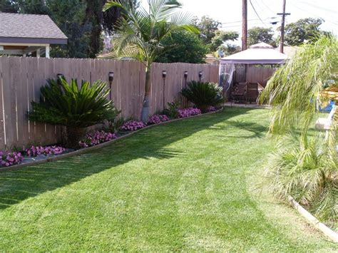 Landscape Ideas For Backyards Tropical Backyard Landscaping Ideas Home Garden Design