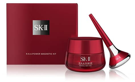 Sk Ii R N A Power Series sk ii launches changing r n a power magnetic booster