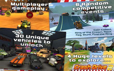 crash drive  unlimited money mod apk