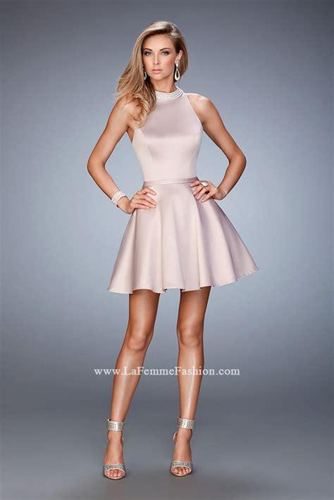 la femme short dresses style  la femme