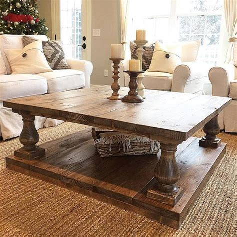 diy square coffee table 25 best ideas about large coffee tables on