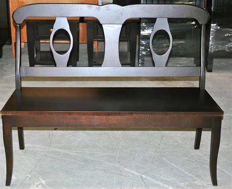 maple bench julia maple bench brices furniture