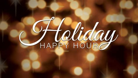 sold  holiday happy hour  acg boston