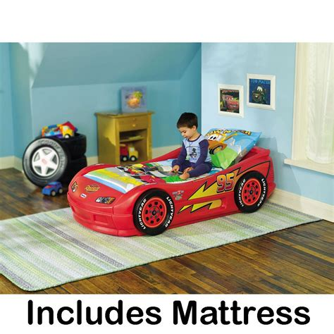 disney car bed disney cars toddler bed mattress little tikes