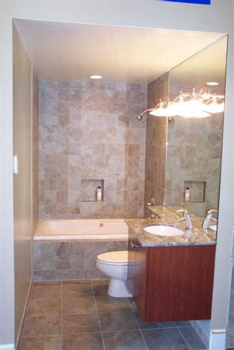 idea for small bathrooms big wall mirror with wall l stone tile decorating