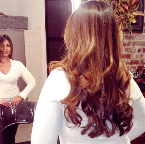is highlighted hair dated date night hair balayage highlights at muze salon