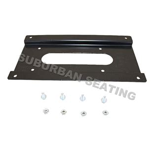 volvo truck seat adapter volvo vn adapter bracket for standard profile bostrom wide