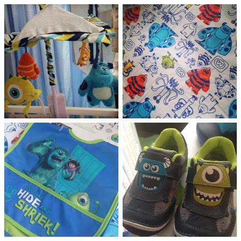 monster inc baby bedding vintage toys crib bedding bed mattress sale