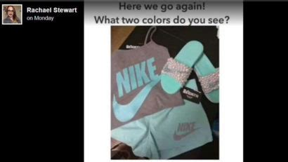 what two colors what two colours do you see in this image lifehacker