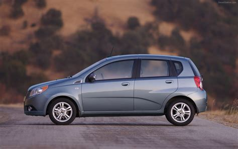 2009 chevrolet aveo widescreen car picture 01 of